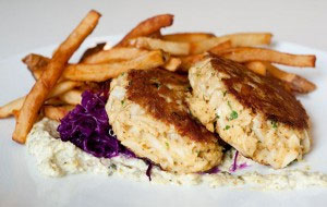 Maryland True Blue Crab Cakes