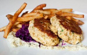 True Blue Crabcake