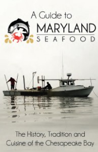 MD Seafood Guide Cover
